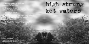 Ket Waters - High Strung Album art