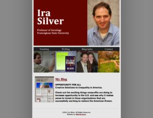 Ira Sliver Website