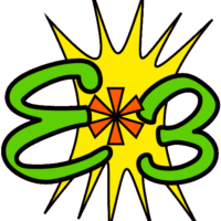 E*3 website logo